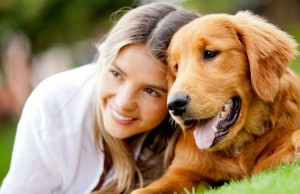 Pets can improve mental health