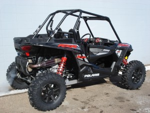 Polaris RZR XP 1000 Storage Solutions