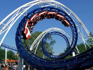 Some of the Best Roller Coasters in the World