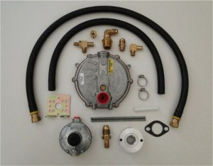 3 Main Components Of Propane Conversion Kits