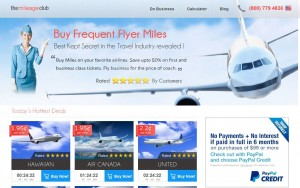 How To Buy Miles The Easy Way