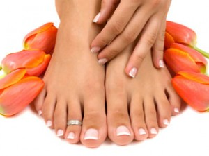 The Perfect Pedicure for Pretty Feet