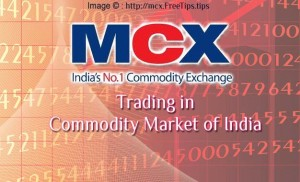Trading in Commodity Market of India