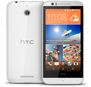 HTC Desire 510: Mid-Range HTC Android Smartphone