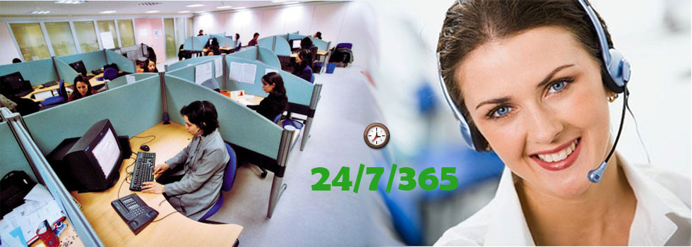 outsourcing call center service