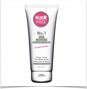 HairFree hair remover review Stop hair growth? It's a tall order