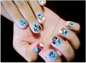 Funny nail designs collection 2016