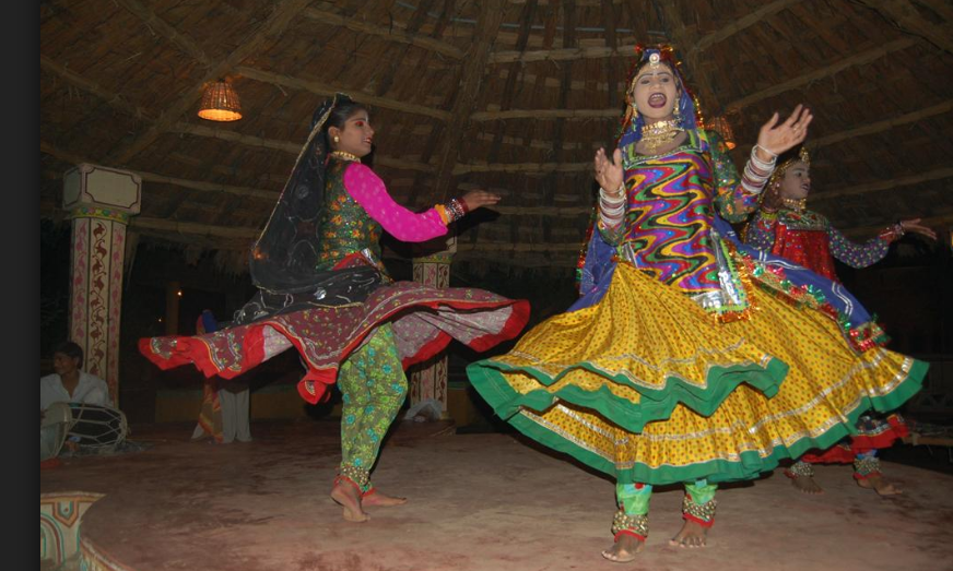 Ghoomar Chokhi Dhani