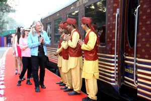 Enjoy a Dream Tour of India on the Most Luxurious Train- The Maharaja Express