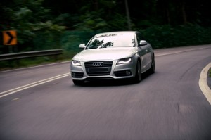 Audi A4 – A Sight To Behold