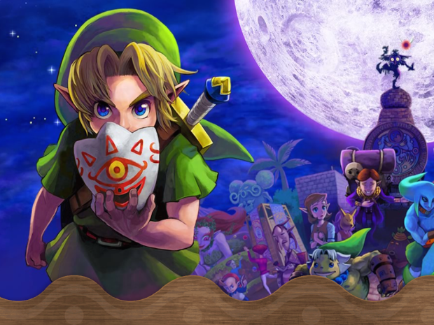 How To Play Zelda Majora's Mask 3D Freely On Nintendo 3DS?