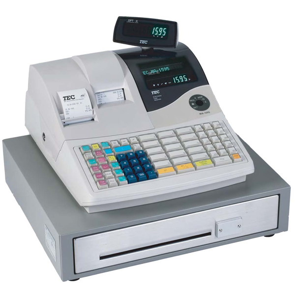 Five Ways To Secure Your Electronic Cash Register