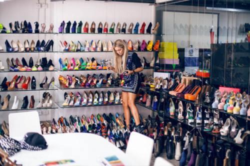 The 2014 Fall Fashion Shoerack