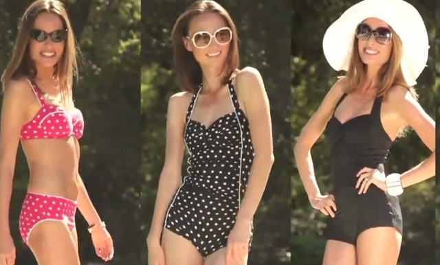 5 Reasons One Piece Swimsuits Are Making A Comeback
