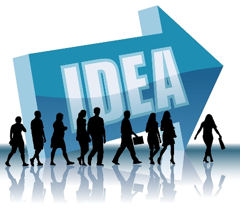 4 Ways Small Businesses Owners Can Look for Ideas
