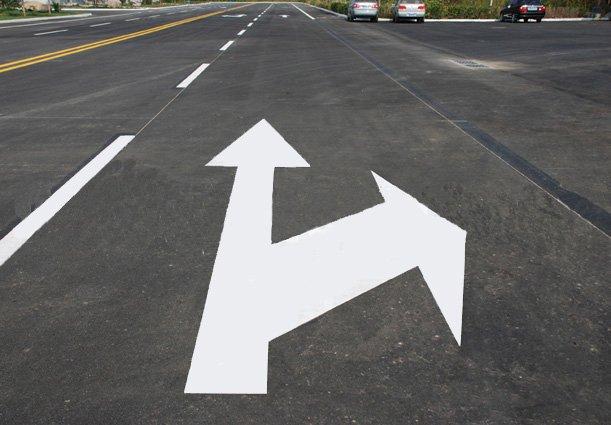 High Performance Road Marking