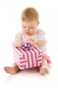 4 WAYS TO CHOOSE IDEAL BABY GIFTS