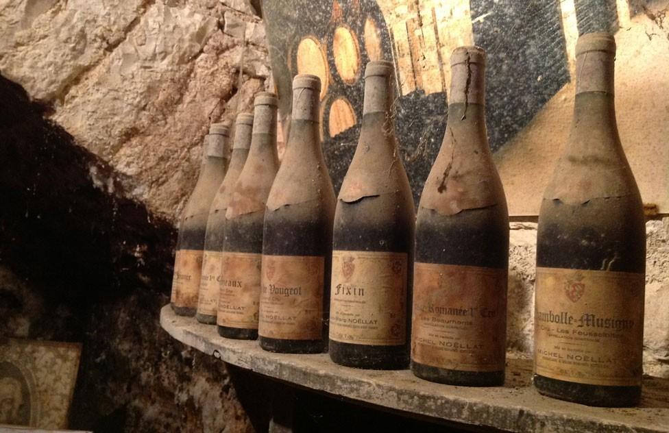 Burgundy Wines