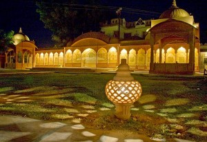 5 star village resort of Chokhi Dhani