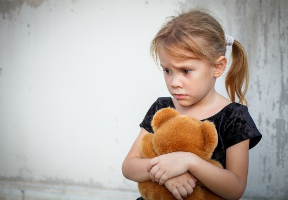 5 Ways To Deal With Your Child's Anxiety