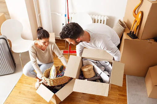 4 Tips For Moving To A Smaller Property