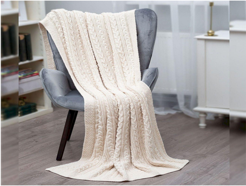 Merino Blankets Throws- The New Decor Must Have